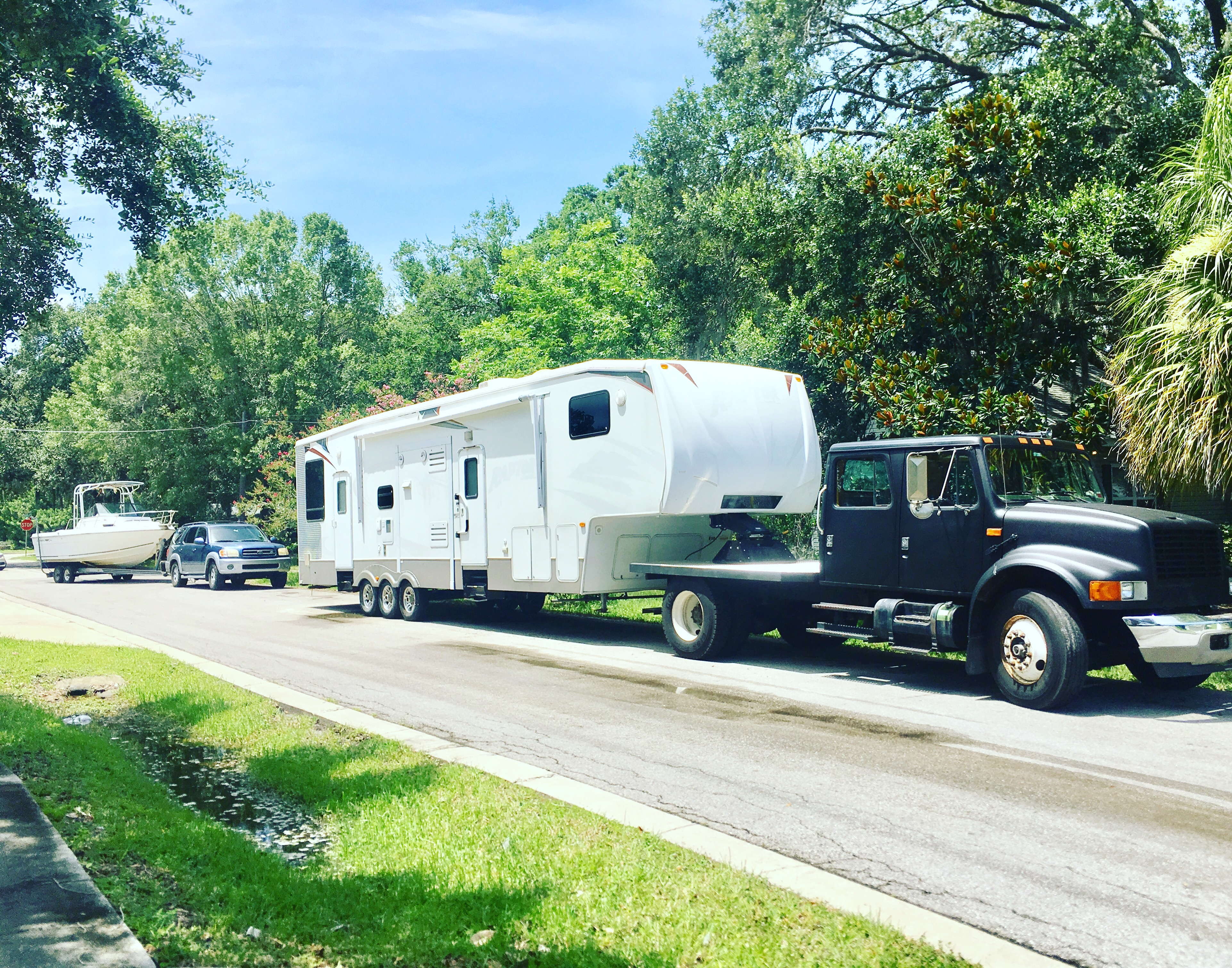 Our First Month Of Almost Full Time Rv Living